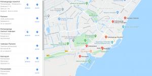 gratis parkeren in Volendam