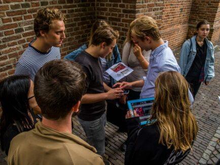 Afbeelding - Speurtocht met Ipad door Volendam
