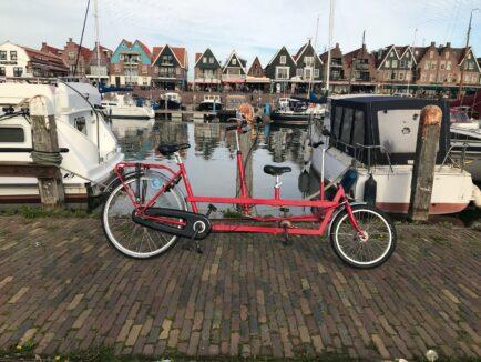 Afbeelding - Kindertandem huren in Volendam
