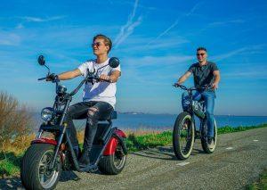 Volendam scooter huur