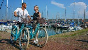 fietsen huren in Volendam