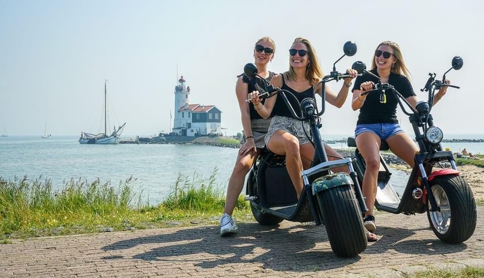 Afbeelding - Scooters op locatie laten bezorgen door heel Nederland