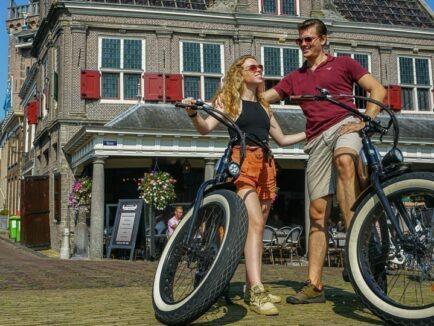 Afbeelding - E-fatbike huren in Volendam
