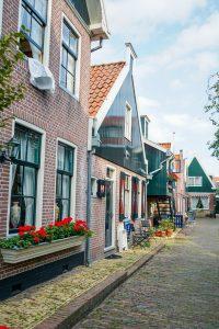 Bedrijfsuitje in Volendam