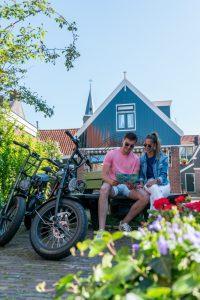 Bezoek het Doolhof tijdens een dagje Volendam met je vriendin
